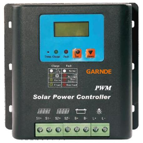 SP series PWM Solar Charge Controller