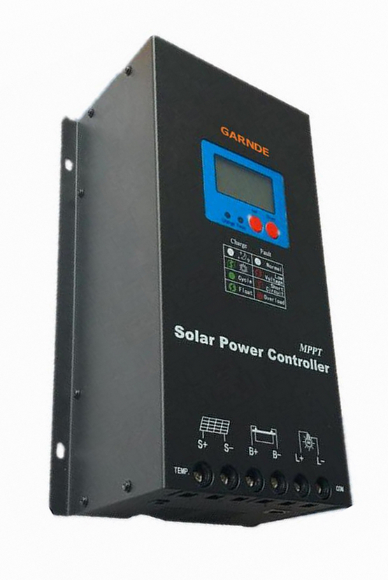 SM series MPPT Solar Charge Controller