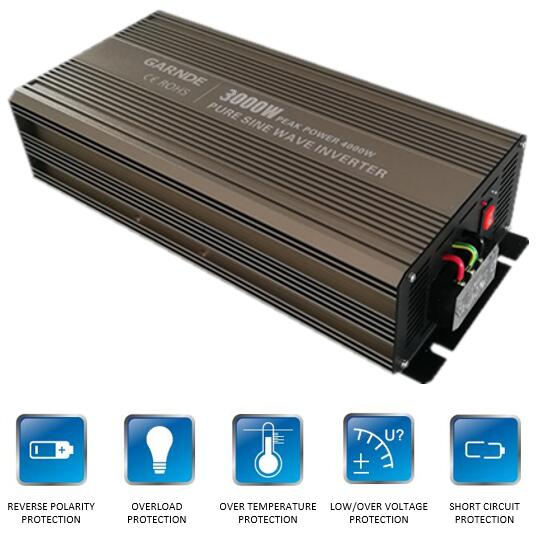 GP series Pure Sine Wave Inverter 3000W